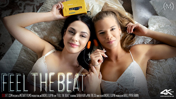 "Mia Trejsi & Sarah Kay ""Feel The Beat"""