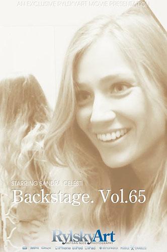 """Sandra Celesti """"Backstage. Vol.65"""""""