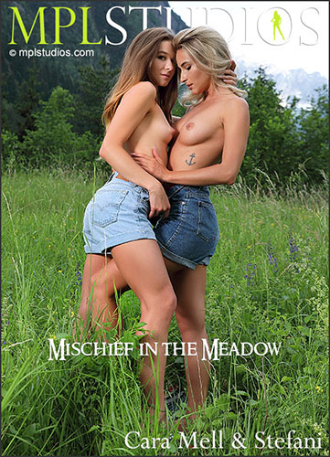 "Cara Mell & Stefani ""Mischief in The Meadow"""