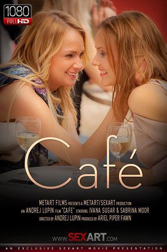 """Ivana Sugar & Sabrina Moor """"Cafe"""""""