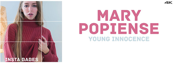 "Mary Popiense ""Young Innocence"""