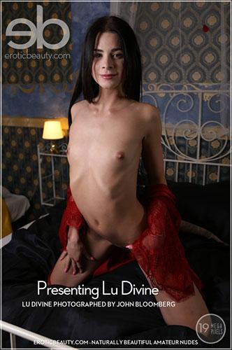 """Lu Divine """"Presenting"""""""