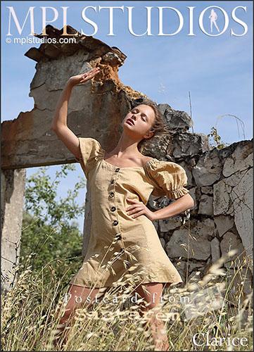 "Clarice ""Postcard from Santarem"""