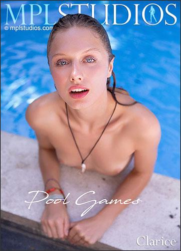 "Clarice ""Pool Games"""