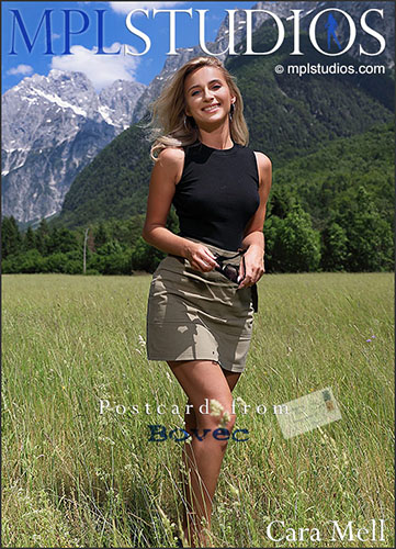 """Cara Mell """"Postcard from Bovec"""""""