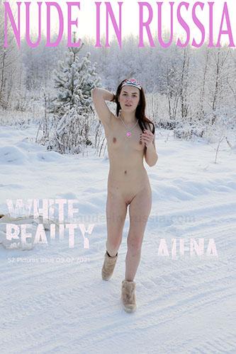 "Alena M ""White Beauty"""