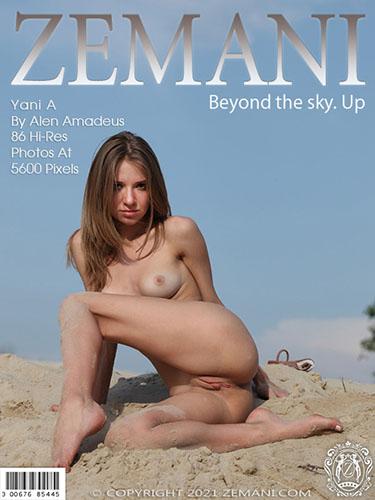 "Yani A ""Beyond the Sky. Up"""