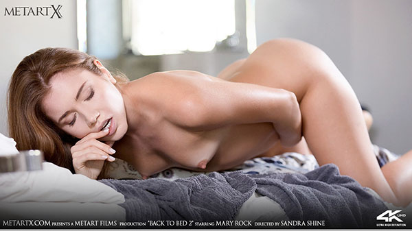 """Mary Rock """"Back To Bed 2"""""""