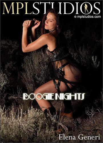 "Elena Generi ""Boogie Nights"""