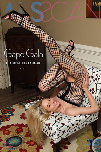 "Lily Larimar ""Gape Gala"""