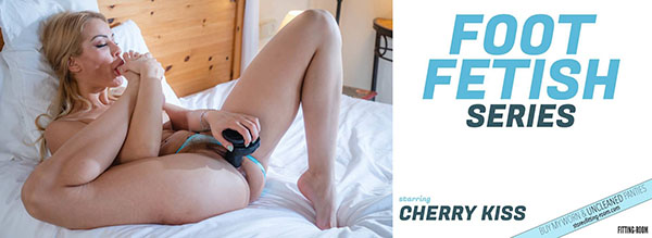 "Cherry Kiss ""In Love With My Feet"""