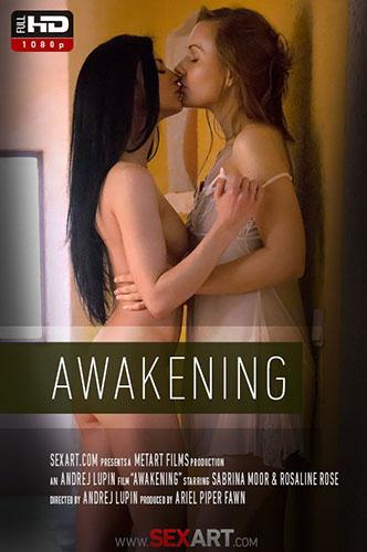 "Rosaline Rosa & Sabrina Moor ""Awakening"""