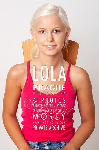 """Lola """"Prague. Set P1A"""""""