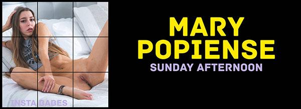 "Mary Popiense ""Sunday Afternoon"""