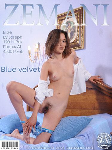 """Elize """"Blue Velvet"""""""