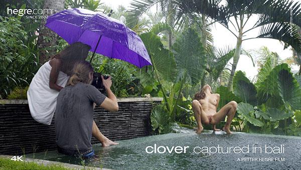 "Clover ""Captured in Bali"""