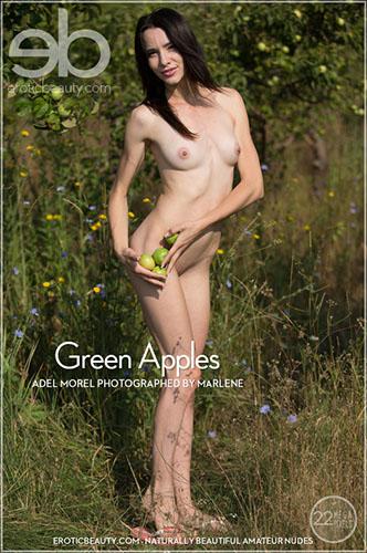"Adel Morel ""Green Apples"""