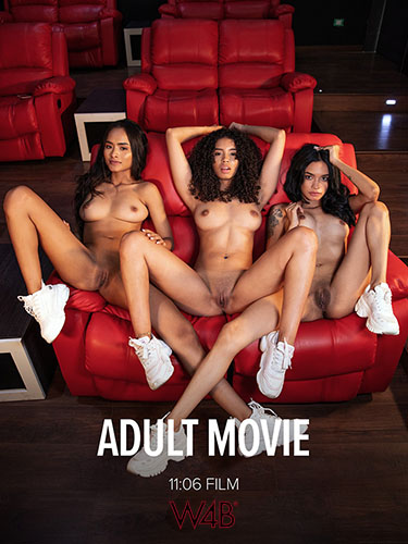 """Liloo, Valery Ponce & Dulce """"Adult Movie"""""""