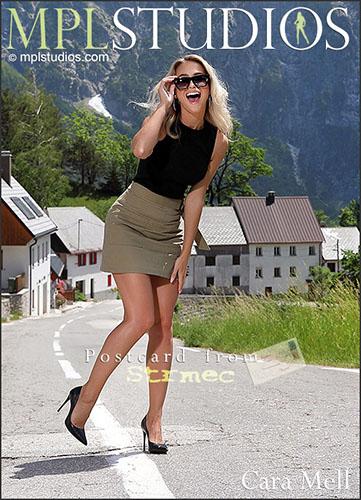 "Cara Mell ""Postcard from Strmec"""