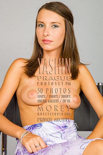 """Yashin """"Prague. Set P4A"""""""