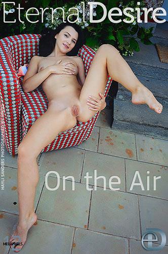 """Hayli Sanders """"On the Air"""""""