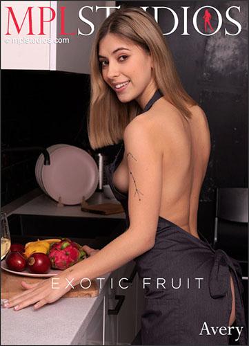 """Avery """"Exotic Fruit"""""""