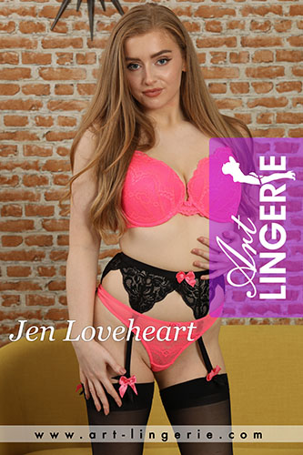 Jen Loveheart Photo Set 9849