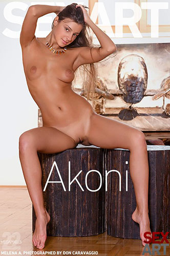 "Melena A ""Akoni"""