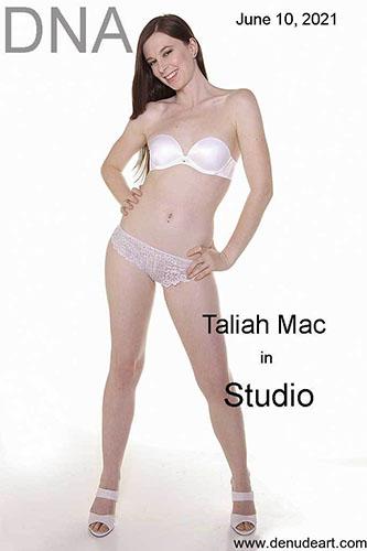 "Taliah Mac ""Studio"""