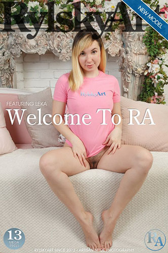 """Leka """"Welcome To RA"""""""