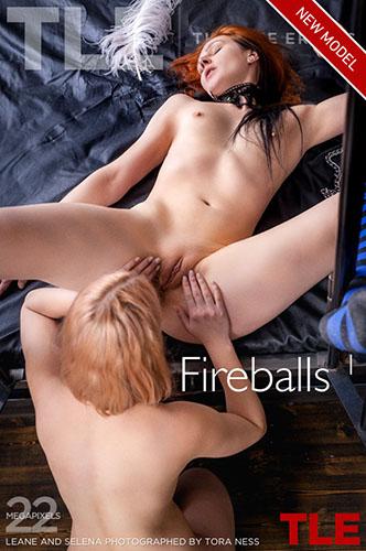 """Leane & Selena A """"Fireballs 1"""""""