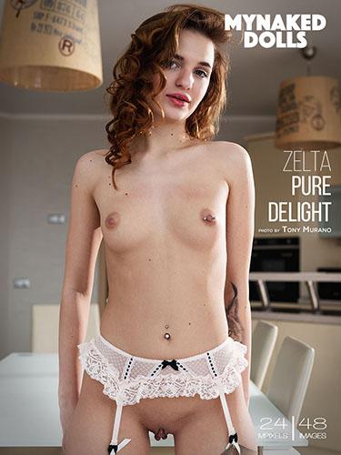 """Zelta """"Pure Delight"""""""