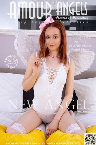 """Sheryl """"New Angel"""""""