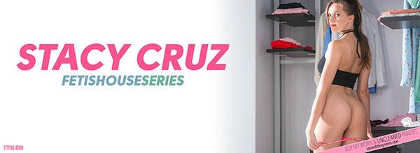"Stacy Cruz ""Pink Micro Panties"""