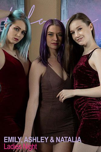 "Emily Bloom, Ashleyy & Natalia ""Ladies Night"""