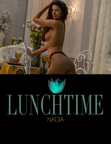 """Nadia """"Lunchtime"""""""