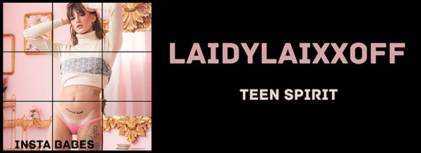 "Laidylaixxoff ""Teen Spirit"""