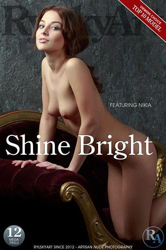 "Nikia ""Shine Bright"""