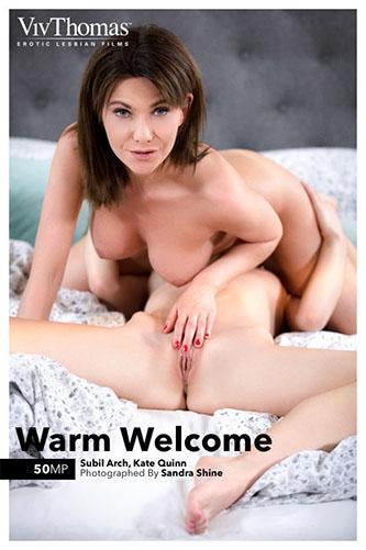 """Kate Quinn & Subil Arch """"Warm Welcome"""""""