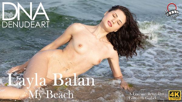 """Layla Balan """"My Beach"""""""