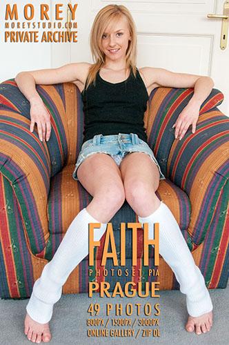 """Faith """"Prague. Set P1A"""""""