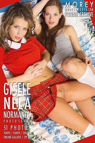 """Gisele & Nela """"Normandy. Set N1B"""""""