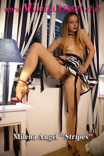 "Milena Angel ""Stripes"""