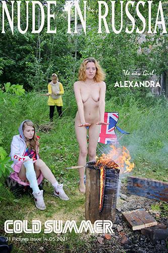 "Alexandra K ""Cold Summer"""