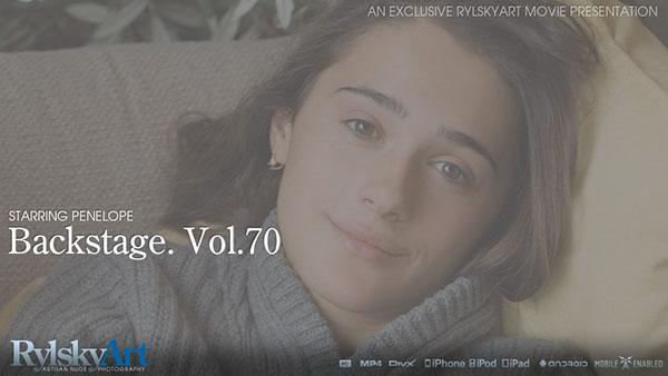 """Penelope """"Backstage. Vol.70"""""""