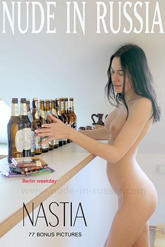 """Nastia B """"Berlin Weekday"""""""