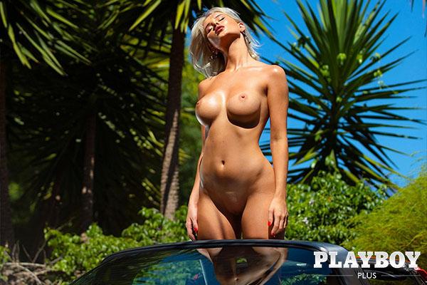 "Amalie Olufsen ""Playboy International"""
