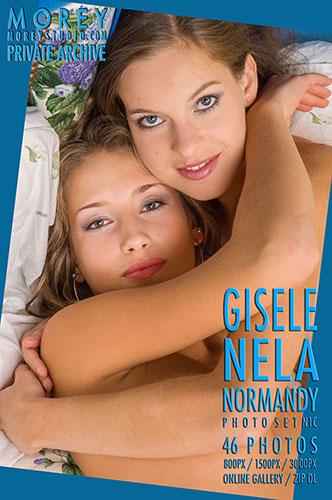 "Gisele & Nela ""Normandy. Set N1C"""