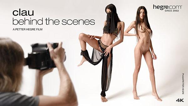 """Clau """"Behind The Scenes"""""""
