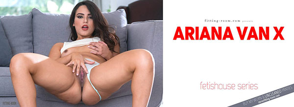 "Ariana Van X ""Big Round Butt"""